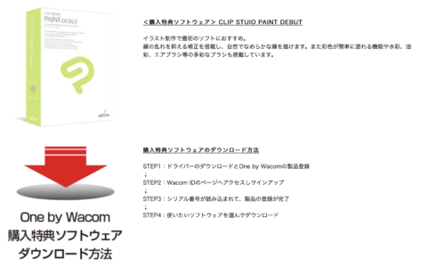 onebywacom製品登録2